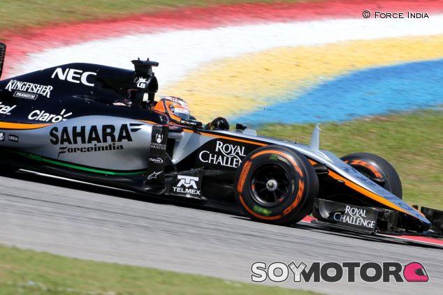 El compuesto duro que se utilizó en Malasia volverá en Barcelona - LaF1