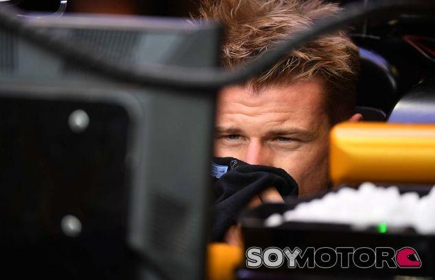 Nico Hülkenberg en Monza - SoyMotor.com