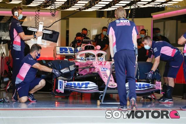 Un exempleado de Racing Point pudo dar información a Renault sobre el RP20 - SoyMotor.com