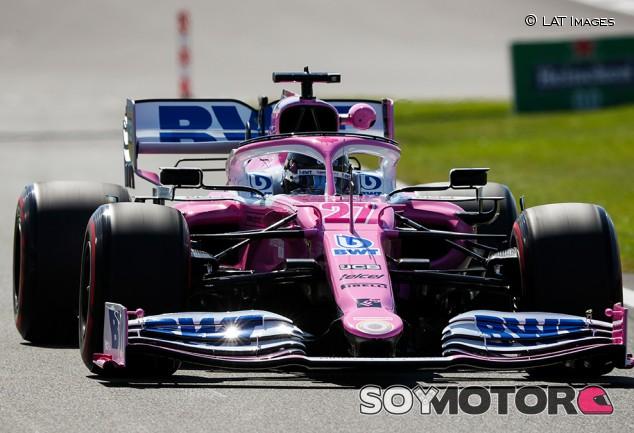 OFICIAL: Hülkenberg sustituirá a Pérez en el GP de Gran Bretaña - SoyMotor.com