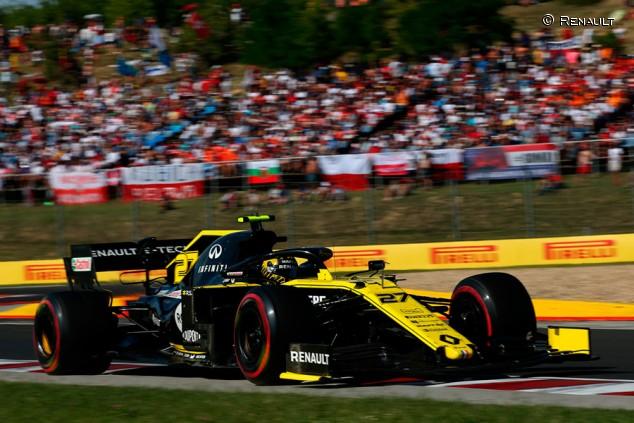 Renault en el GP de Bélgica F1 2019: Previo - SoyMotor.com