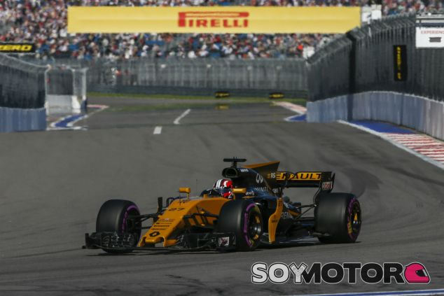 Renault en el GP de España F1 2017: Previo - SoyMotor.com