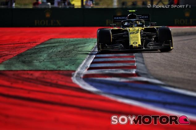 Renault en el GP de Rusia F1 2019: Domingo - SoyMotor.com