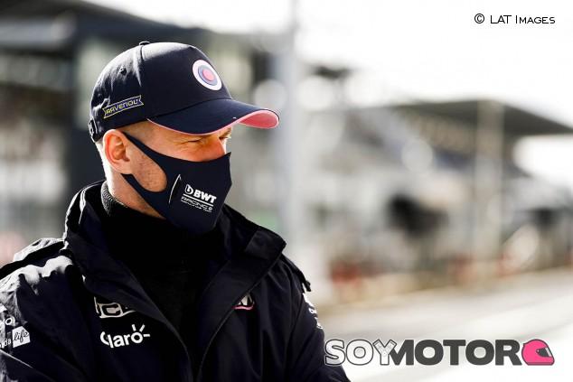 """Hülkenberg: """"Puedo estar a menos de tres décimas de Verstappen"""" - SoyMotor.com"""