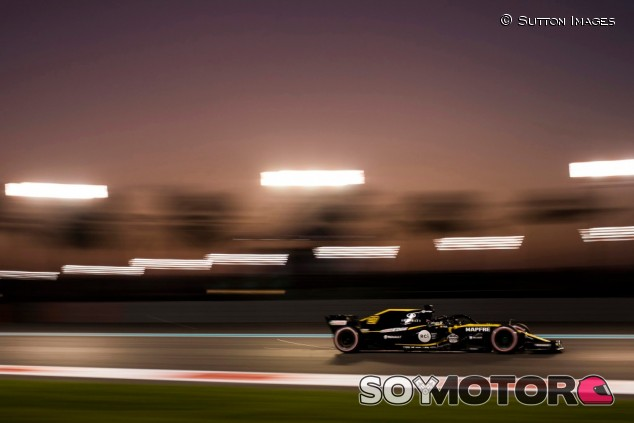 Renault en el GP de Abu Dabi F1 2019: Previo - SoyMotor.com