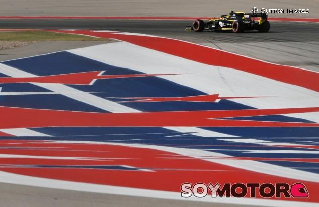 Renault en el GP de Estados Unidos F1 2019: Domingo – SoyMotor.com