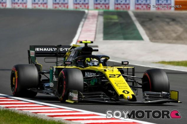 Renault en el GP de Hungría F1 2019: Sábado – SoyMotor.com