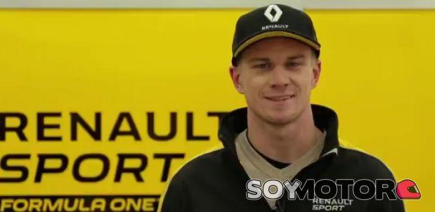 """Stoll: """"Hülkenberg encaja a la perfección"""" - SoyMotor.com"""