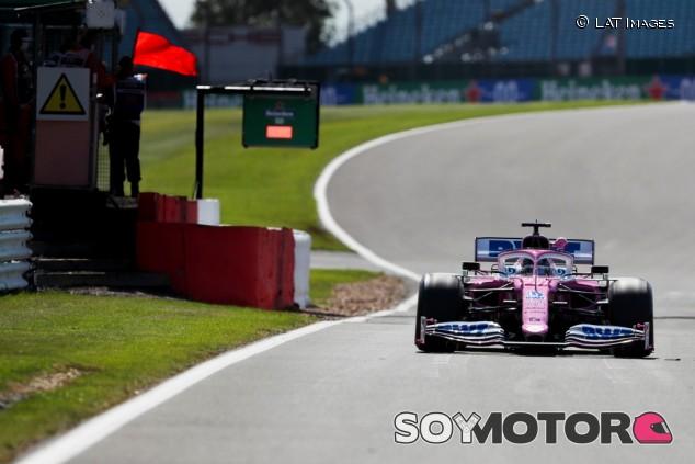 Racing Point en el GP de Gran Bretaña F1 2020: Viernes - SoyMotor.com