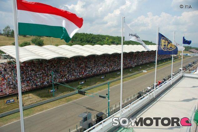 El circuito de Hungaroring sufrirá una gran remodelación - LaF1