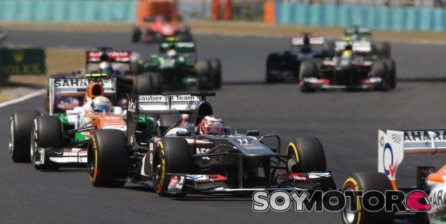 GP de Hungría F1 2013  - LaF1
