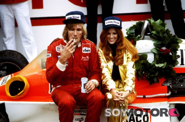 James Hunt en Watkins Glen - SoyMotor.com