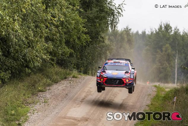 Hyundai confirma su alineación para el Rally de Estonia - SoyMotor.com