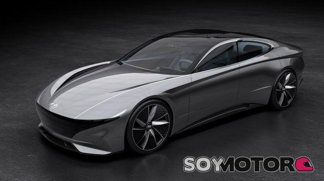 Hyundai Fil Rouge Concept - SoyMotor.com