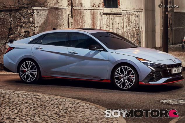 Hyundai Elantra N 2022 - SoyMotor.com