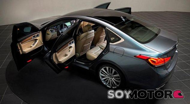 Hyundai Genesis - SoyMotor.com