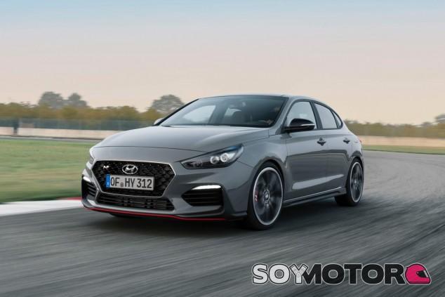 Hyundai i30 Fastback N: sedán deportivo para el día a día - SoyMotor.com