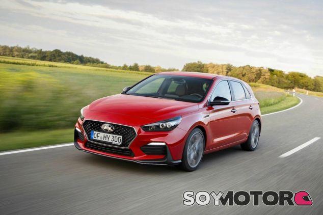 Hyundai i30 N-Line: nueva terminación deportiva - SoyMotor.com