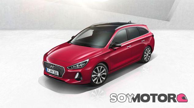 Con los asientos posteriores abatidos, la capacidad del maletero del Hyundai i30 Wagon se dispara hasta los 1.650 litros - SoyMotor