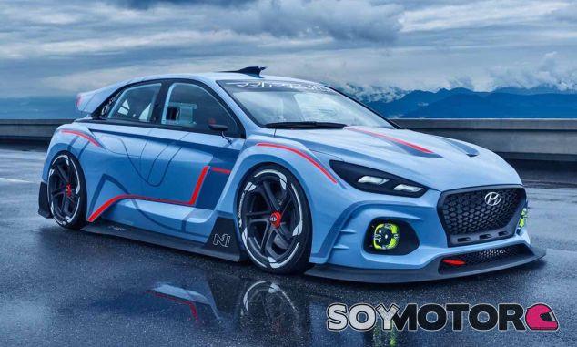 La opción de tener un Hyundai Tucson N no parece tan descabellada - SoyMotor