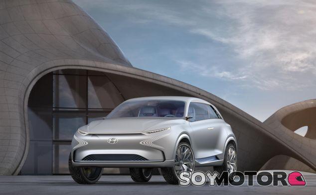 Hyundai FE Fuel Cell Concept: 800 kilómetros con hidrógeno - SoyMotor.com