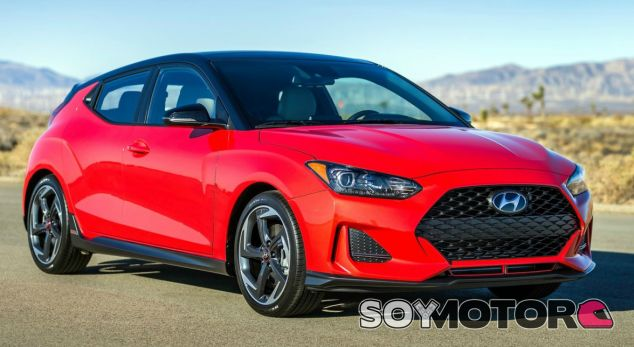 hyundai veloster 2018 nueva generaci n misma personalidad. Black Bedroom Furniture Sets. Home Design Ideas