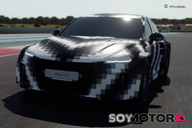 Hyundai Vision FK - SoyMotor.com
