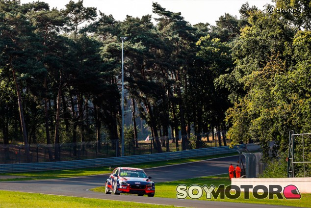 Hyundai no corrió en Nürburgring y puede retirarse del WTCR - SoyMotor.com