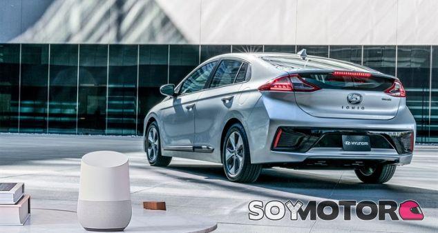 Hyundai te necesito: háblale a tu Hyundai gracias a Google - SoyMotor.com
