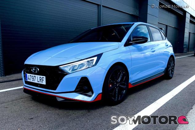 Así podría ser el futuro Hyundai i20 N, que llegará en 2020 - SoyMotor.com