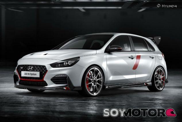 Hyundai i30 N Option Concept - SoyMotor.com