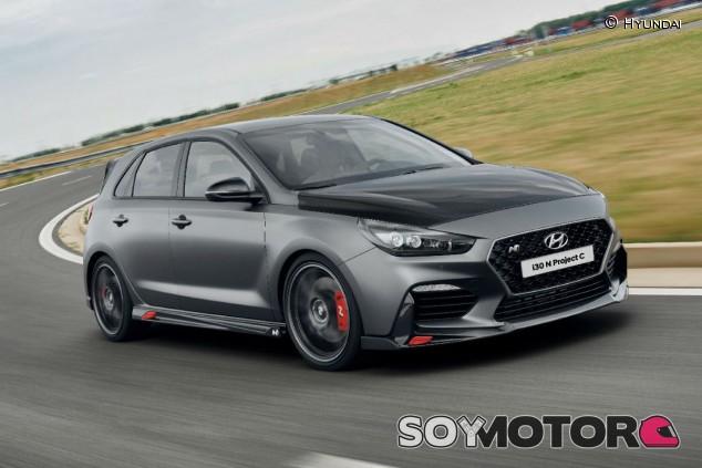 Hyundai i30 N Project C: aligerado y radical - SoyMotor.com
