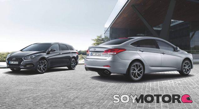 Hyundai actualiza ligeramente el i40 - SoyMotor.com