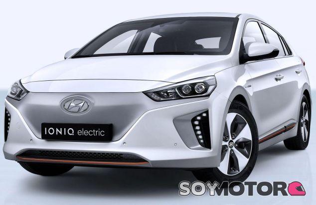 Hyundai IONIQ - SoyMotor.com