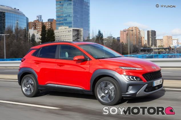 Hyundai Kona 2021: puesta al día de Etiqueta Eco - SoyMotor.com