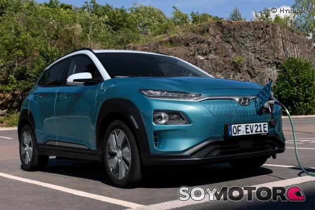 El Hyundai Kona EV es uno de los ejemplos eléctricos coreanos - SoyMotor.com