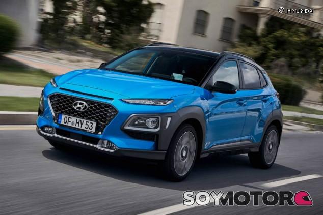 Hyundai Kona Hybrid: la tercera vía, con etiqueta ECO - SoyMotor.com