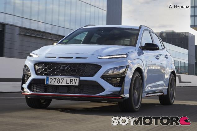 Hyundai Kona N 2021: un sinsentido que enamora y emociona - SoyMotor.com