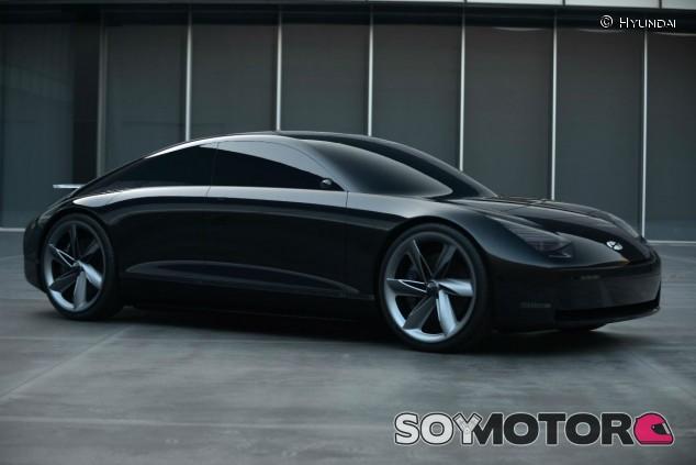 Hyundai Prophecy Concept EV: el futuro coreano es eléctrico - SoyMotor.com