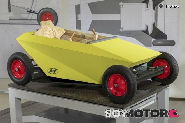 Hyundai Soapbox Racer: algo más que un juguete - SoyMotor.com
