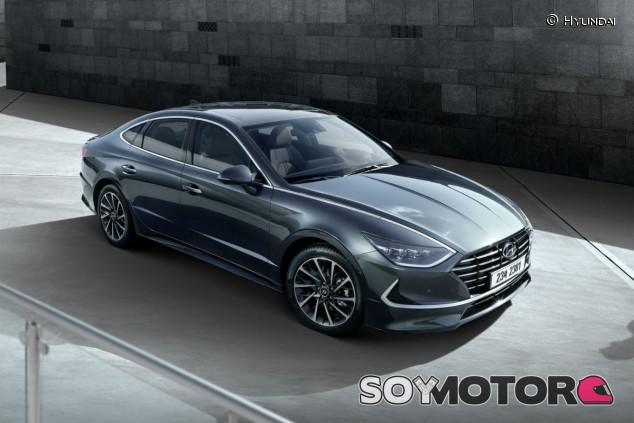 El nuevo Hyundai Sonata 2020 es la octava generación del modelo - SoyMotor.com