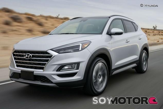 El Hyundai Tucson incorpora nueva variantes microhíbridas a su oferta - SoyMotor.com
