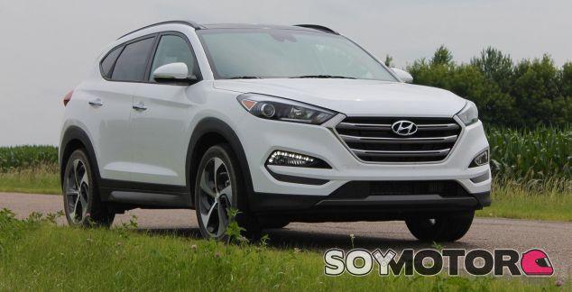 Hyundai Tucson 2016 - SoyMotor.com