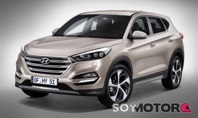 Hyundai Tucson 2017 - SoyMotor.com