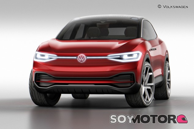 El Volkswagen I.D. Crozz ha debutado en el Salón del Automóvil de Frankfurt - SoyMotor