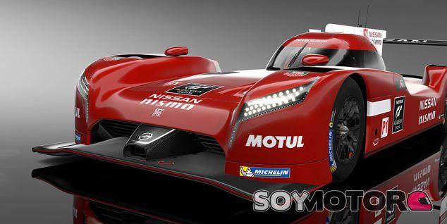 El Nissan GT-R NISMO LMP1 ya está en Gran Turismo - Soy Motor