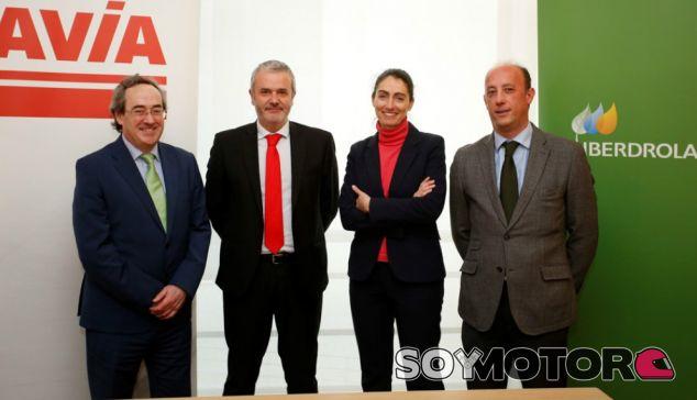 Avia e Iberdrola firman un acuerdo para impulsar la movilidad eléctrica - SoyMotor.com