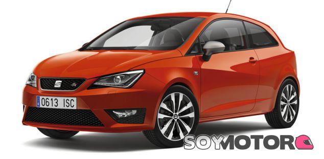 El Seat Ibiza 2015 es más eficiente y seguro -SoyMotor