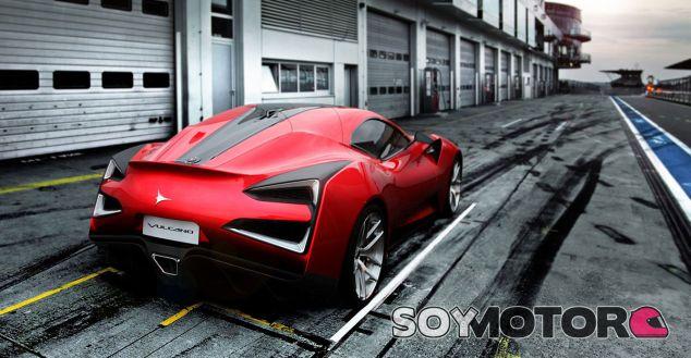 Icona apuesta por el titanio como opción 'radical' - SoyMotor
