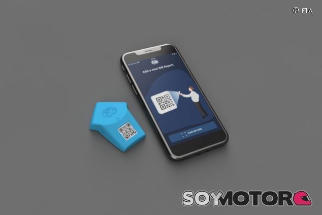Dispositivo de recopilación de datos de impactos de la FIA - SoyMotor.com